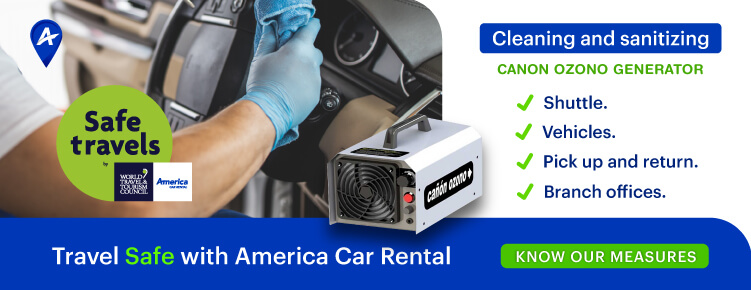 promocion america car rental